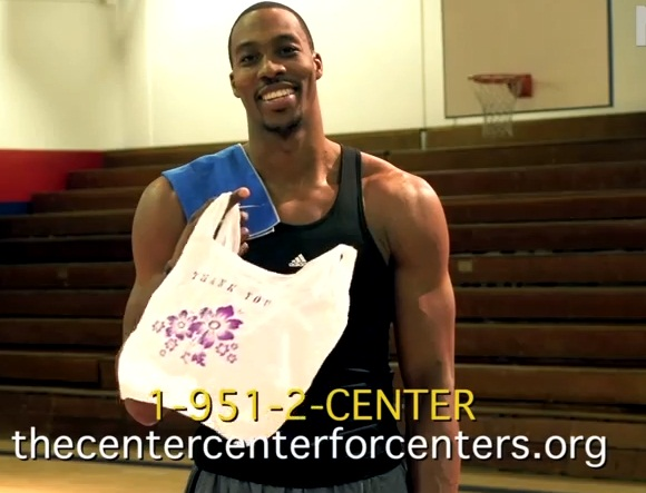 Dwight Howard's Center Center for Centers
