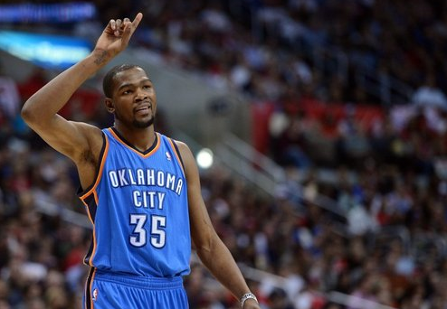 kevin durant is the future