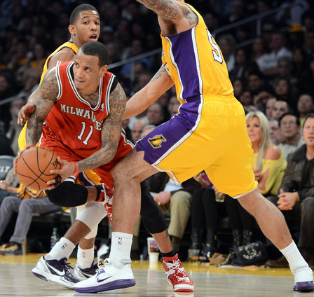 Monta and the Lakers