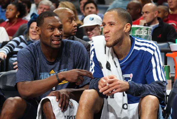 tayshaun and tony