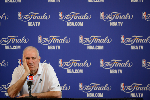 2013 NBA Finals - Practice and Media Availability