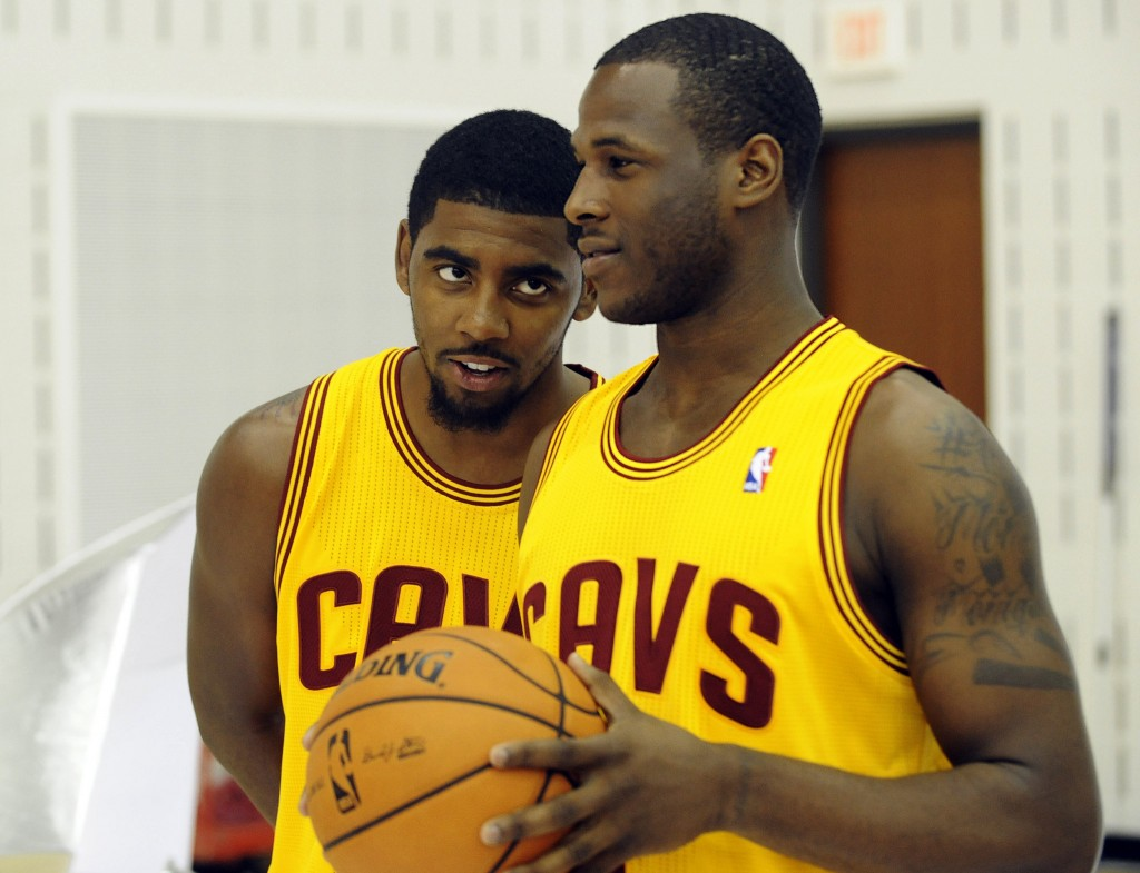 dion and kyrie
